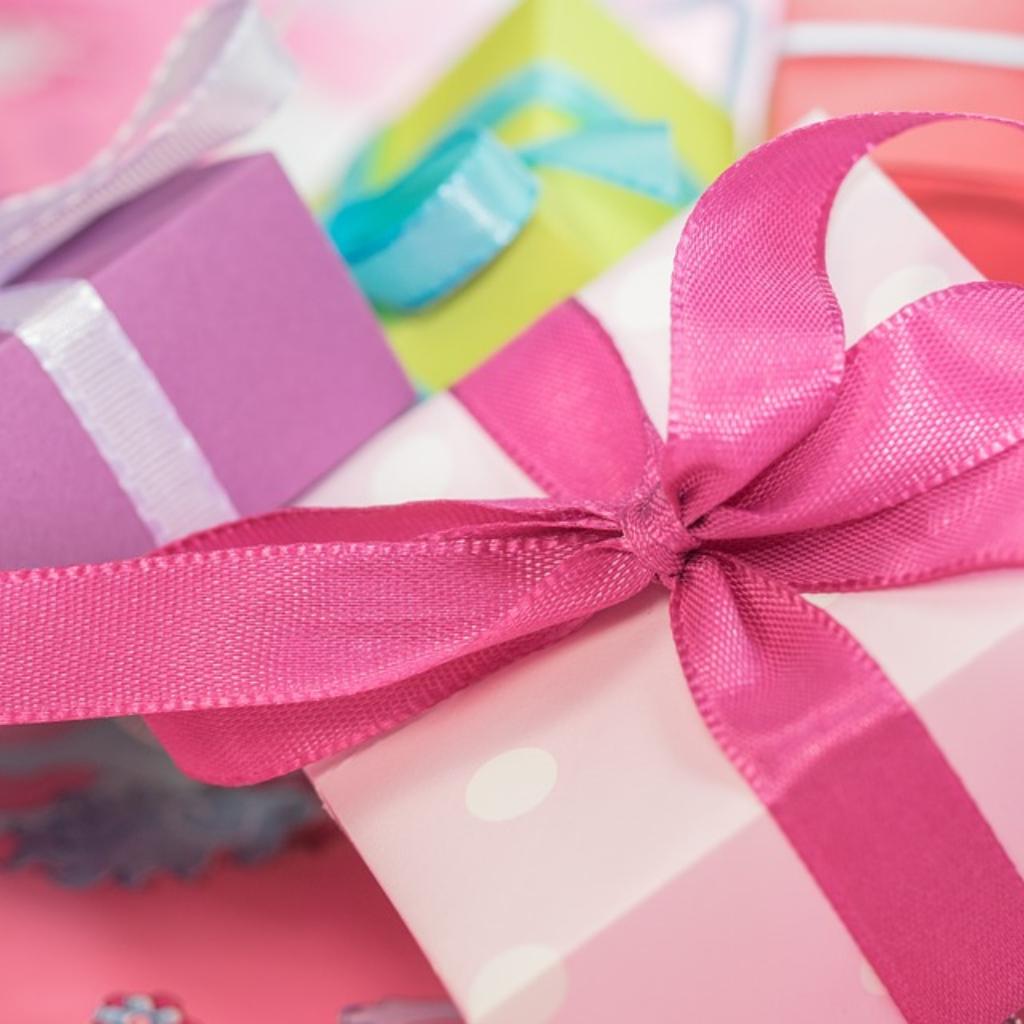 Geschenke von Gästen